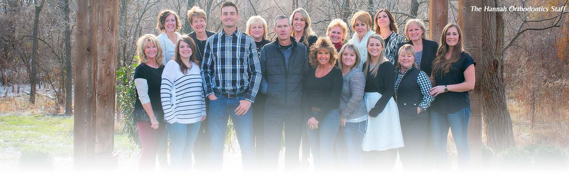 Hannah Practice Staff at Hannah Orthodontics in Olathe Emporia Lenexa/Shawnee Louisburg Kansas City, KS